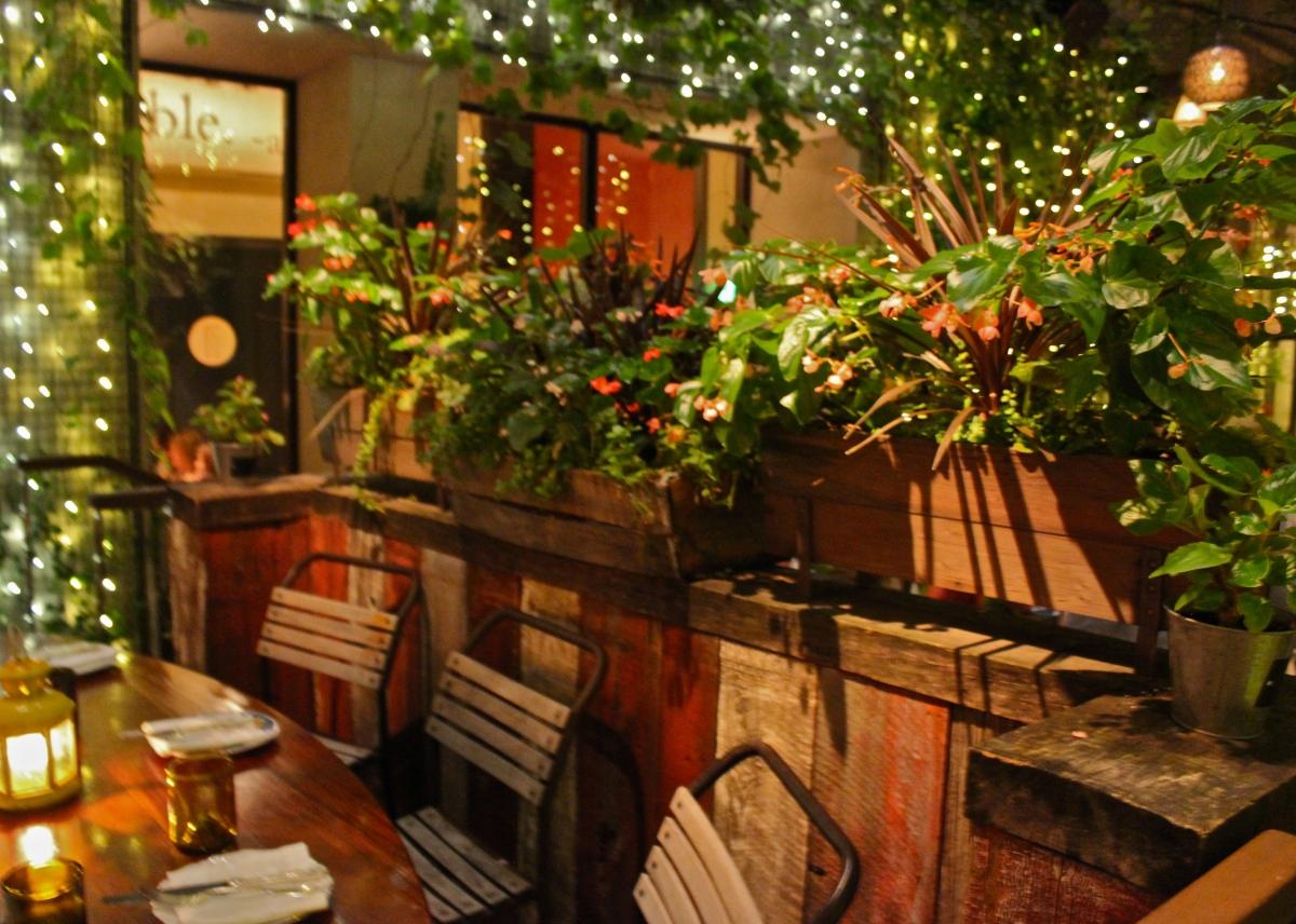Dining at Talula\'s Garden, Philadelphia – Wanderlustwalk.org